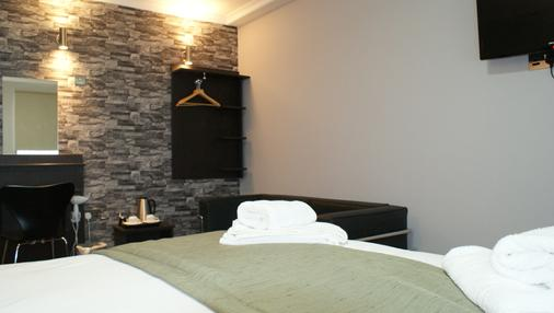 艾普西龙酒店 - 伦敦 - 睡房