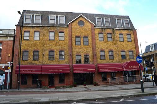 艾普西龙酒店 - 伦敦 - 建筑