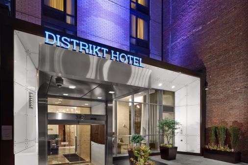 纽约城区酒店 - 纽约 - 建筑
