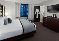 纽约时报广场迪斯特瑞克特酒店 - 纽约 - 睡房