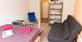 共和国旅舍 - Rostov on Don - 睡房