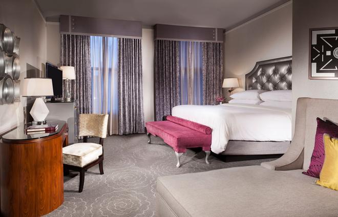 银匠酒店 - 芝加哥 - 睡房