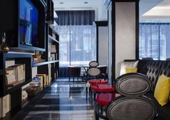 银匠酒店 - 芝加哥 - 休息厅