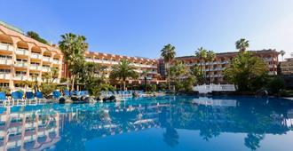 波多黎各宫酒店 - 拉克鲁斯 - 游泳池