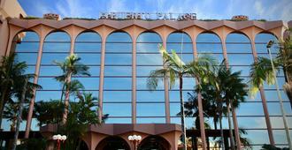 波多黎各宫酒店 - 拉克鲁斯 - 建筑