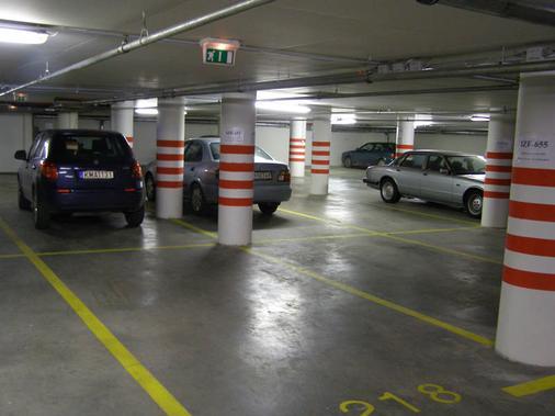奥普拉酒店 - 布达佩斯 - 停车场