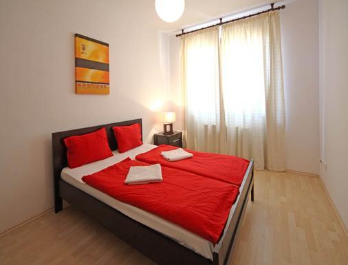 奥普拉酒店 - 布达佩斯 - 睡房