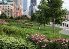 运河公园住宿加早餐旅馆 - 纽约 - 户外景观
