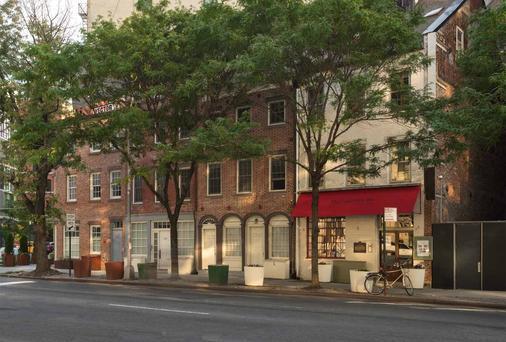运河公园住宿加早餐旅馆 - 纽约 - 建筑