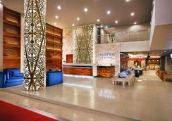哈珀库塔酒店 - 库塔 - 大厅