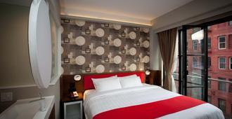 诺贝尔den酒店 - 纽约 - 睡房