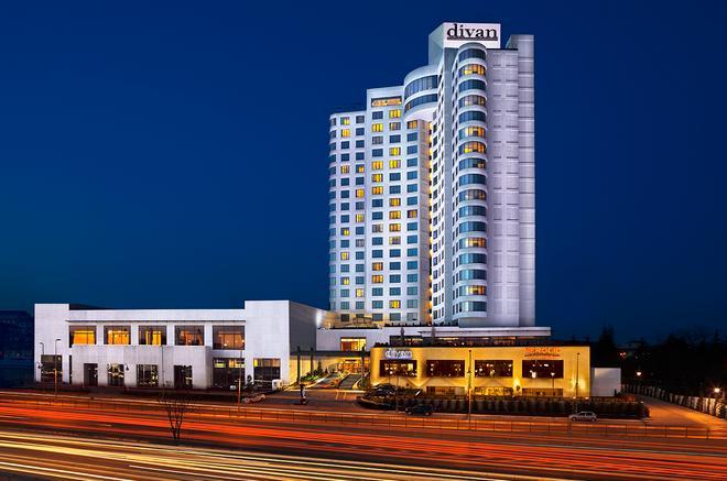 亚洲迪万伊斯坦布尔酒店 - 伊斯坦布尔 - 建筑