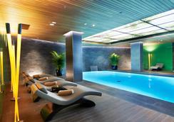 迪万阿达纳酒店 - 阿达纳 - 游泳池
