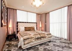 迪万埃尔比勒酒店 - 埃尔比勒 - 睡房