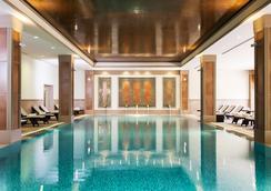 迪万埃尔比勒酒店 - 埃尔比勒 - 游泳池