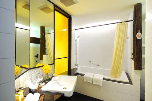 曼谷暹罗设计水疗酒店 - 曼谷 - 浴室