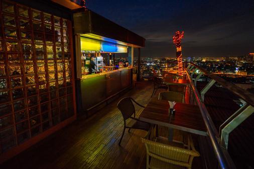 曼谷暹罗设计水疗酒店 - 曼谷 - 酒吧