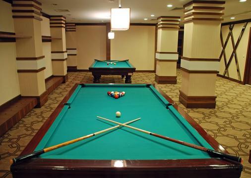 安塔利亚奥兹水疗度假酒店 - 安塔利亚