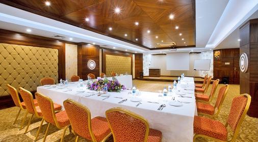 安塔利亚奥兹水疗度假酒店 - 安塔利亚 - 会议室