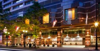 夏洛特市中心万豪酒店 - 夏洛特 - 建筑