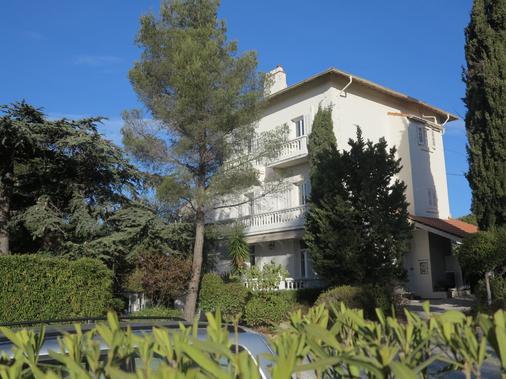 勒特姆特酒店和一室公寓 - 圣拉斐尔 - 户外景观