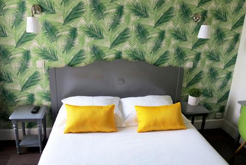 勒特姆特酒店和一室公寓 - 圣拉斐尔 - 睡房