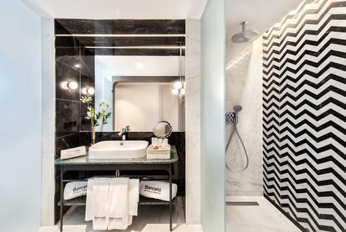 马德里巴塞罗托雷酒店 - 马德里 - 浴室
