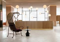 马德里巴塞罗塔酒店 - 马德里 - 大厅
