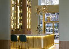 马德里巴塞罗塔酒店 - 马德里 - 酒吧
