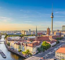 柏林入住青年旅舍