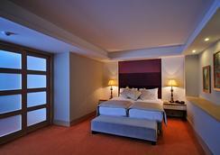 博德鲁姆萨马拉酒店 - 博德鲁姆 - 睡房
