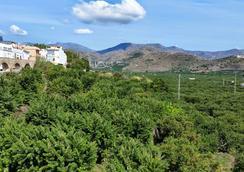 圣塞瓦斯蒂安旅馆 - Almuñecar - 户外景观