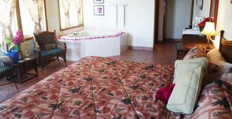 异国珊瑚礁海滩度假酒店 - 圣佩德罗 - 睡房