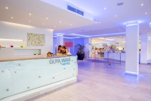 Hotel Guya Wave - Cala Ratjada - 柜台
