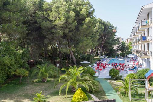 Hotel Guya Wave - Cala Ratjada - 户外景观