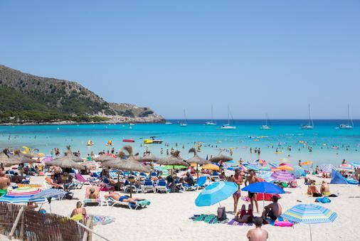 Hotel Guya Wave - Cala Ratjada - 海滩