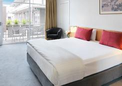 卡尔顿韦伯酒店 - 墨尔本 - 睡房