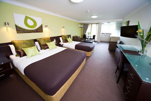 海德公园酒店 - 悉尼 - 睡房