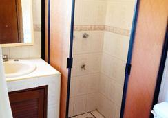 库库尔坎青年旅舍 - 坎昆 - 浴室
