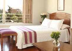 聂鲁达公寓 - 圣地亚哥 - 睡房