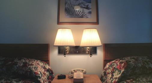 博恩阿克斯海洋汽车旅馆 - Ogunquit - 睡房