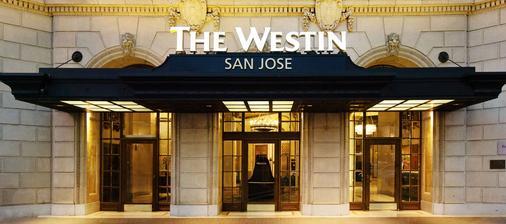 威斯汀圣何塞酒店 - 圣何塞 - 建筑