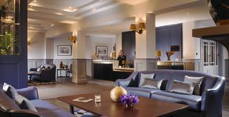 圣殿酒吧酒店 - 都柏林 - 客厅
