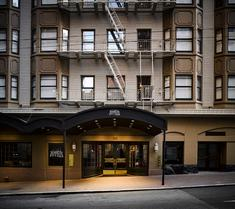 旧金山齐柏林酒店