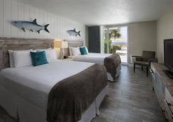 普特斯海滩度假村&码头 - 伊斯拉莫拉达 - 睡房