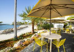 鹈鹕湾滨海度假酒店 - 伊斯拉莫拉达 - 餐馆