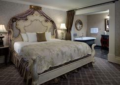 维京酒店 - 纽波特 - 睡房
