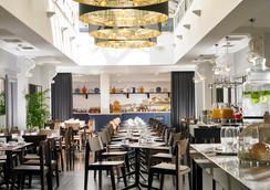 圣殿酒吧酒店 - 都柏林 - 餐馆