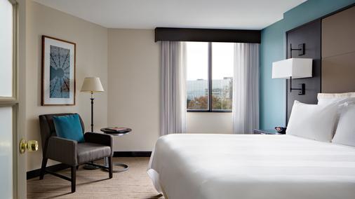 休斯敦万豪韦斯特彻斯酒店 - 休斯顿 - 睡房