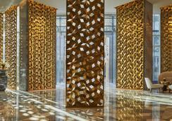 迪拜卓美亚棕榈岛五酒店 - 迪拜 - 大厅